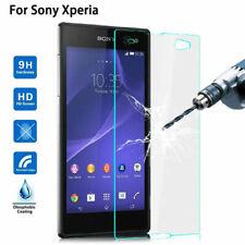 Genuine TEMPERED GLASS HD Screen Protector For Sony Xperia 1 10 XZ1 L1 L2 L4 L3