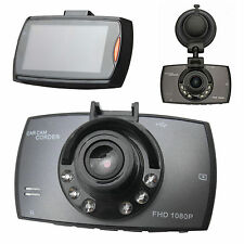 "HD 2.7"" LCD 1080P Car DVR Vehicle Camera Video Recorder Dash Cam Night VisionV0"