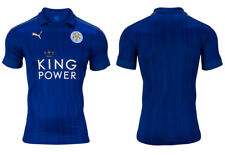 Puma Official Leicester City FC 16/17 Home Soccer Home Jersey Men's NEW Men's L