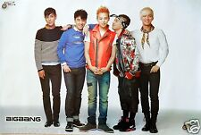 "BIG BANG ""HANGING ON EACH OTHER"" POSTER - K-Pop Music, Korean Boy Group"