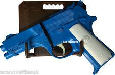 Leopard Strip Caps Toy Gun 13 Shot - Edison Giocattoli - Made in Italy - BLUE