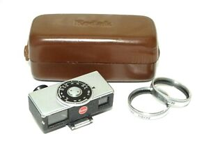 Kodak Retina Close-Up Rangefinder (50mm) + NI/32 & NII/32 Lenses - with Case