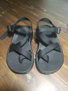 Chaco Mens Z2 Unaweep Sandals VIBRAM Classic Sport Black Size 8 J199173RW WIDE