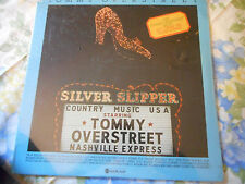 Tommy Overstreet Show Live From The Silver Slipper  Sealed 1975 Vinyl LP