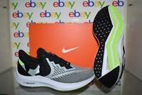 Nike Air Zoom Winflo 6 Men's Running Shoe AQ7497 015 Black/Particle Grey NIB