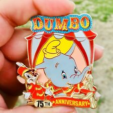 Disney Dsf Dumbo & Timothy 75th Anniversary Le 200 Pin on pin