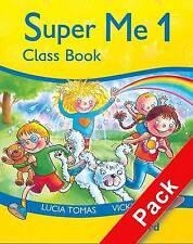 Super Me: 1: Teacher's Resource Pack (Teacher's Resource Book and Story Books 1