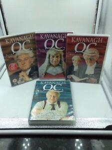Kavannagh QC Series 1-4 , 8 Discs, John Thaw , Inspector Morse, Great Set