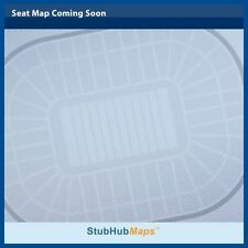 GA Single Sports Tickets