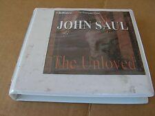 The Unloved by John Saul (2003, CD, Abridged)