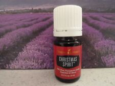 NEW Young Living Christmas Spirit 5 ml Orange Cinnamon Black Spruce Holiday