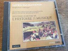 Beethoven-sinfoni 3/heroique [CD album] SWF Baden-Baden nelsson