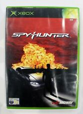 SPYHUNTER 1 - MICROSOFT XBOX  ORIGINAL GAME -  COMPLETE WITH MANUAL - VGC