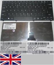 CLAVIER QWERTY UK ACER ASPIRE One 751 751H ZA3 ZH6 9Z.N3C82.30U AEZH6E00010 Noir