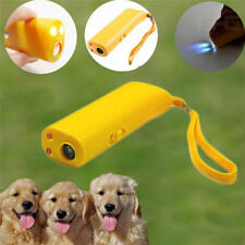 Ultrasonic Anti Barking Pet Dog Repeller Train Control Device Bark Stop Trainer