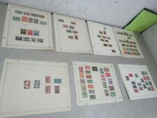 Nystamps Belgium Congo old stamp collection Scott page