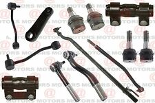 For FORD F-250 99 Super Duty 4WD link Inner Outer Tie Rods Ball Joints Sway Bar
