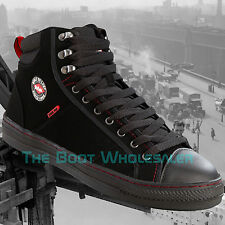 Lee Cooper Steel Toe Cap Safety lc022 Baseball Safety Boots Trainer Style