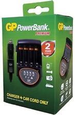 GP PowerBank H500 Auto Ladegerät AAA/AA