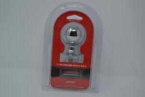 OEM Honda 1-7/8 Chrome Hitch Ball  3/4 Shank 08L90-HL1-100C Pioneer / Big Red
