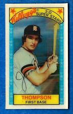 1979 Kellogg's JASON THOMPSON (ex-mt) Detroit Tigers