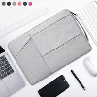 Sleeve Case Shockproof Notebook Cover Laptop Bag For MacBook HP Dell Lenovo