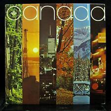 QUATOUR ORFORD QUARTET ravel pepin bartok LP Mint- Radio Canada 297 Rare 1971