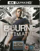 The Bourne Ultimatum 4K Ultra HD NEW 4K UHD (8309766) Gift Idea Movie