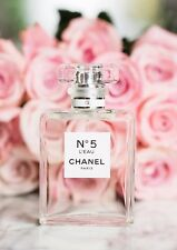 CHANEL No5 L'EAU EDT 35ml New Sealed Box + Luxury Chanel Giftwrap & Carrier Bag