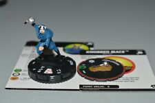 Marvel Heroclix The Mighty Thor Hogun Uncommon 031 & Knobbed Mace s002