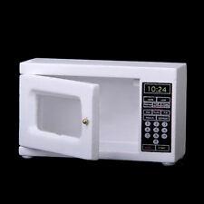 1:12 Dollhouse Miniature Furniture Kitchen Wood Microwave Oven 6.5*2.5*4.0 cm