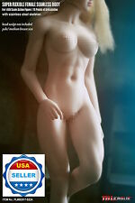 ❶7th GENERATION❶ PHICEN TBLeague S22A Female Seamless Muscular PALE Body M Bust