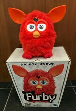 Furby (Electronic Pet) 2012 Edition | Phoenix Red