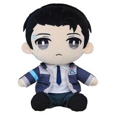 """12"""" Detroit Become Human RK800 Connor Plush Toy Stuffed Doll Cosplay Prop Gift"""