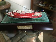 Code 3, Chicago Fire Boat, Victor L. Schlaeger