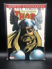MARVEL VISIONARIES: THE MIGHTY THOR Simonson