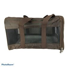 Sherpa Deluxe Carrier Pet Dog Cat Travel Bag Soft Sided Comfort Airline Large