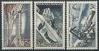 1956 FRANCIA REALIZZAZIONI TECNICHE FRANCESI MNH ** - EDF082
