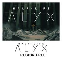 Half-Life: Alyx VR PC Global Region [Can Play Everywere]
