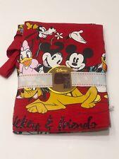 Ladies Primark Disney pyjamas PJ set Mickey Mouse and Friends