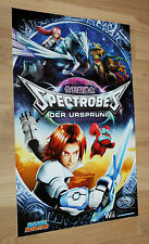 Spectrobes Origins / Pokémon Mystery Dungeon Explorers of Sky Poster 42x28cm