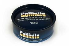 Collinite Marque D'Elegance Automotive Wax (12oz) with Yellow Pad