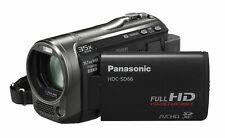 Panasonic HDC-SD66 Camcorder schwarz Neuwertig