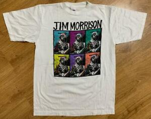 Vintage 1991 Jim Morrison The Doors Memorial Tee T-Shirt Rare Size XL