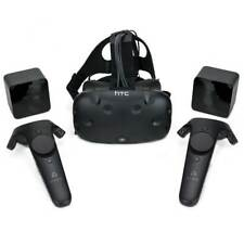 HTC VIVE VR Virtual Reality System Headset - Complete Package Open Box
