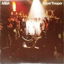 ABBA 'SUPER TROUPER' CANADIAN IMPORT LP