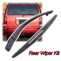 Rear Windscreen Wiper Arm Blade Kit For Dodge Nitro 2007 2008 2009 2010 2012