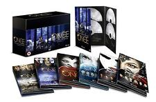 ONCE UPON A TIME 1-7 (2011-2018)  COMPLETE TV Season Series - NEW Rg2 DVD not US