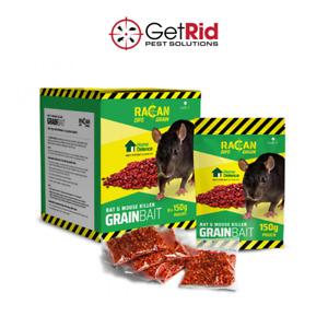 Rat Mouse Killer Bait Poison 1500g Strong Grain Bait Kills Mice Rodent Shed Home