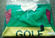 Golf Wang L Rugby Polo Authentic Flog Gnaw Odd Future